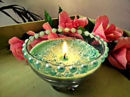 Home-made Candle