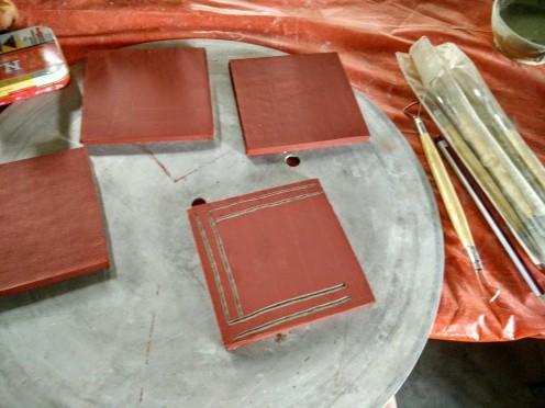 Sgraffito Ceramics 2