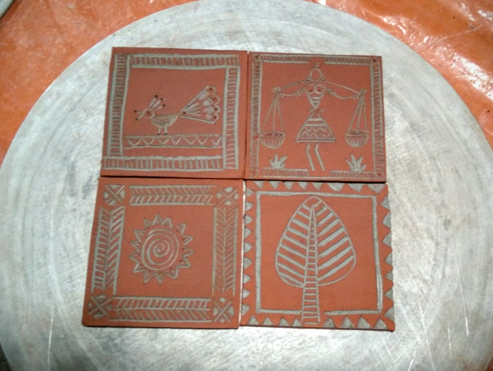 Sgraffito Ceramics 3